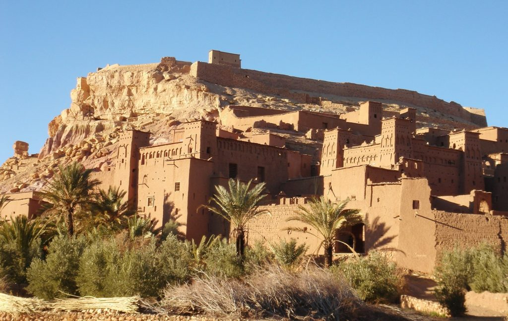 4 Days trips in Morocco from Fes to Marrakech - desert trips