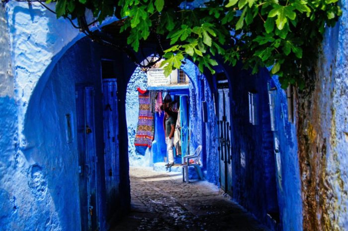 4 DAY TOUR FROM MARRAKECH TO CHEFCHAOUEN