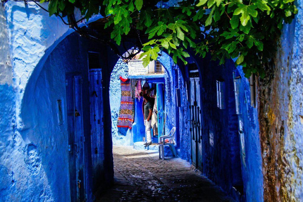 4 days tour from Marrakech to chefchaouen
