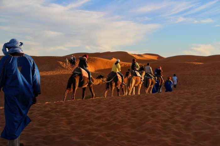 5 DAYS TOUR FROM MARRAKECH TO DESERT
