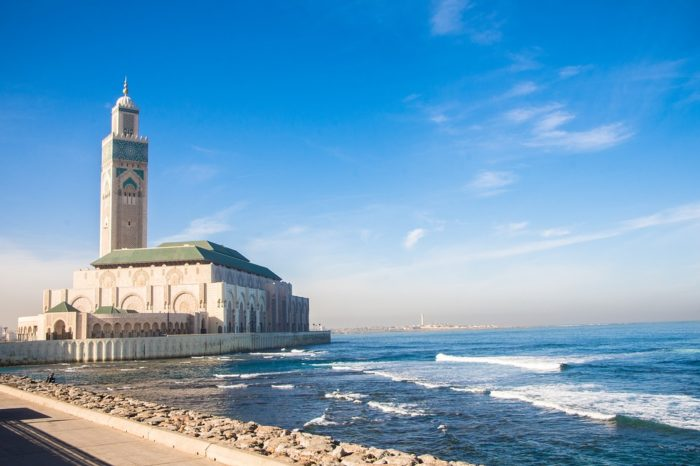 16 DAYS TOUR FROM CASABLANCA