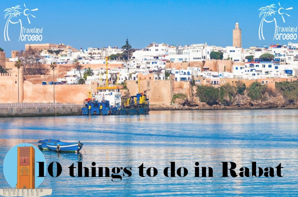 10 things to do in Rabat