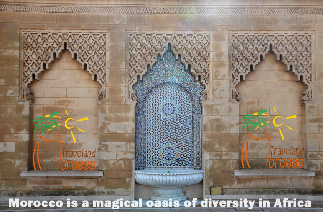 Morocco is a magical oasis of diversity in Africa