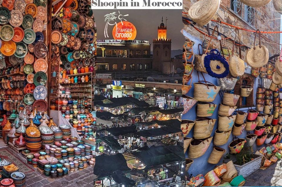 Shopping in Morocco tips you should know