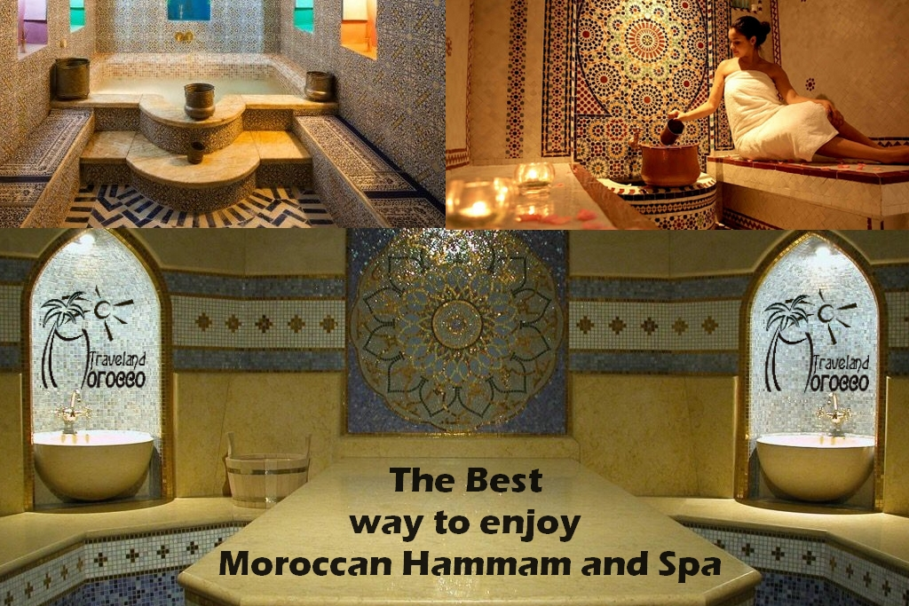 The Best way to enjoy Moroccan Hammam and Spa
