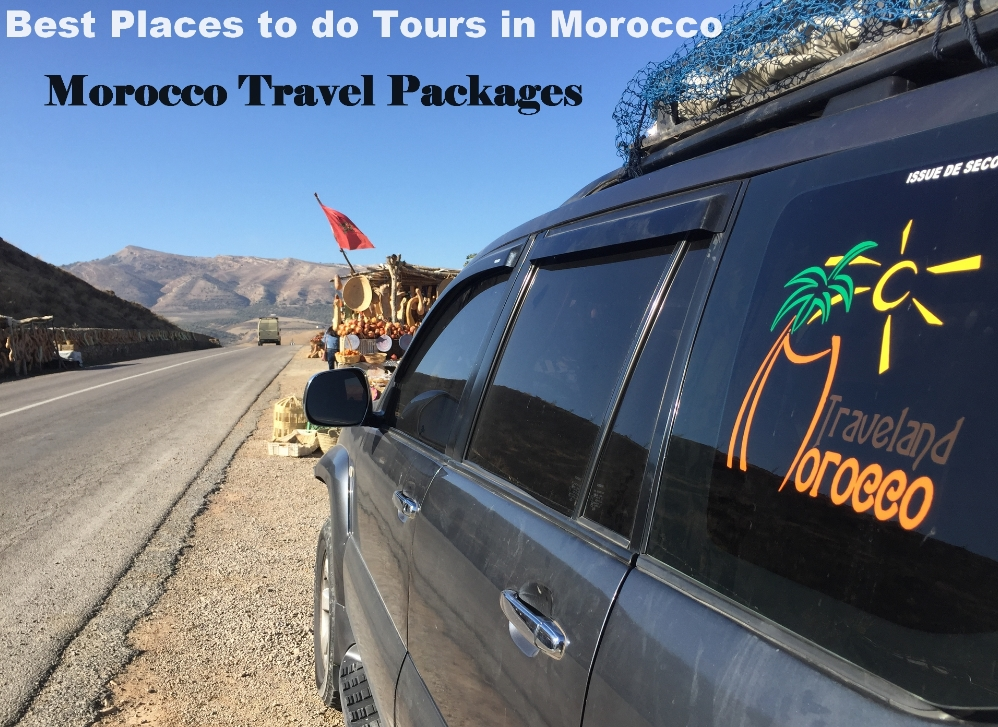 Best places to do Tours in Morocco