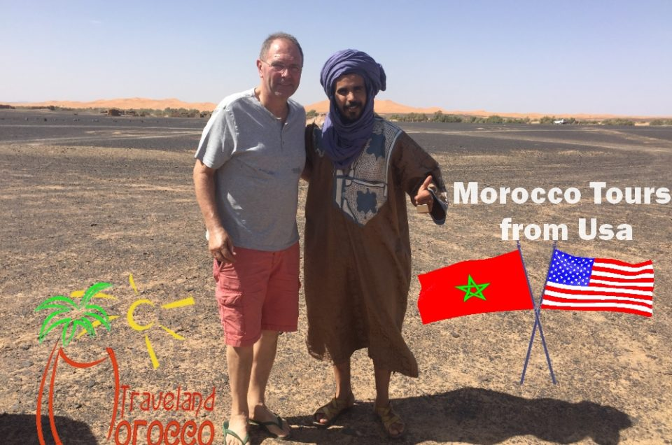 Morocco Tours from Usa