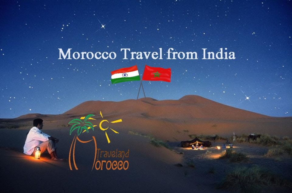 Morocco Travel from India
