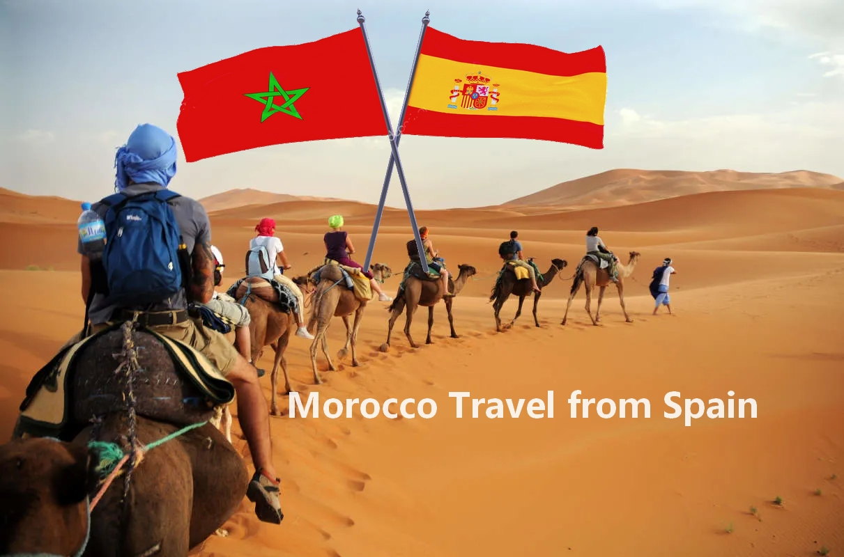 Morocco Travel from Spain