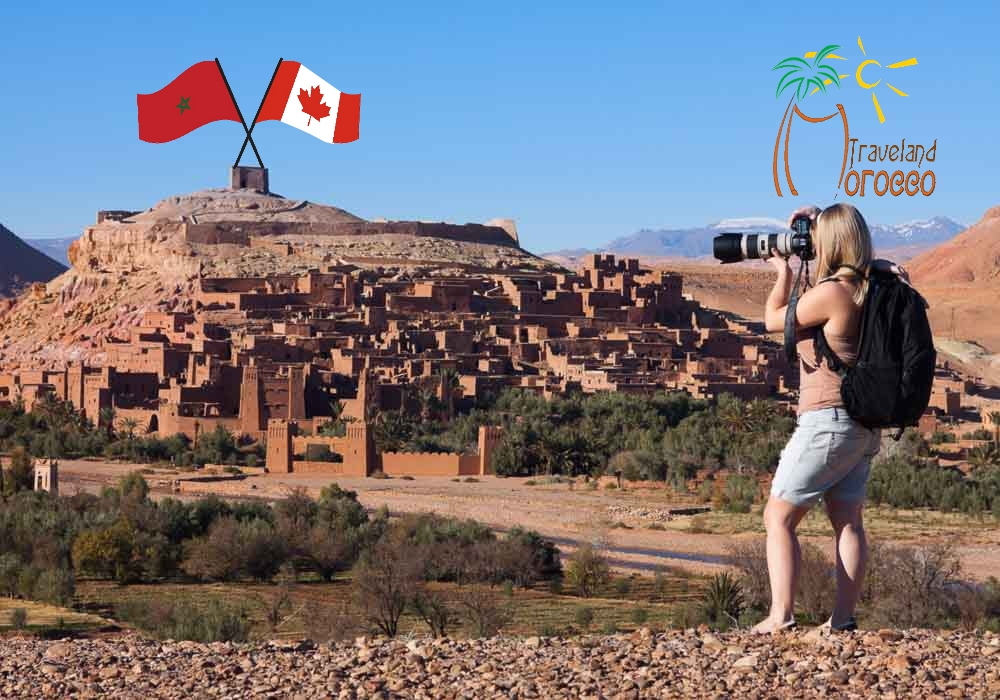 Morocco Travel from Canada