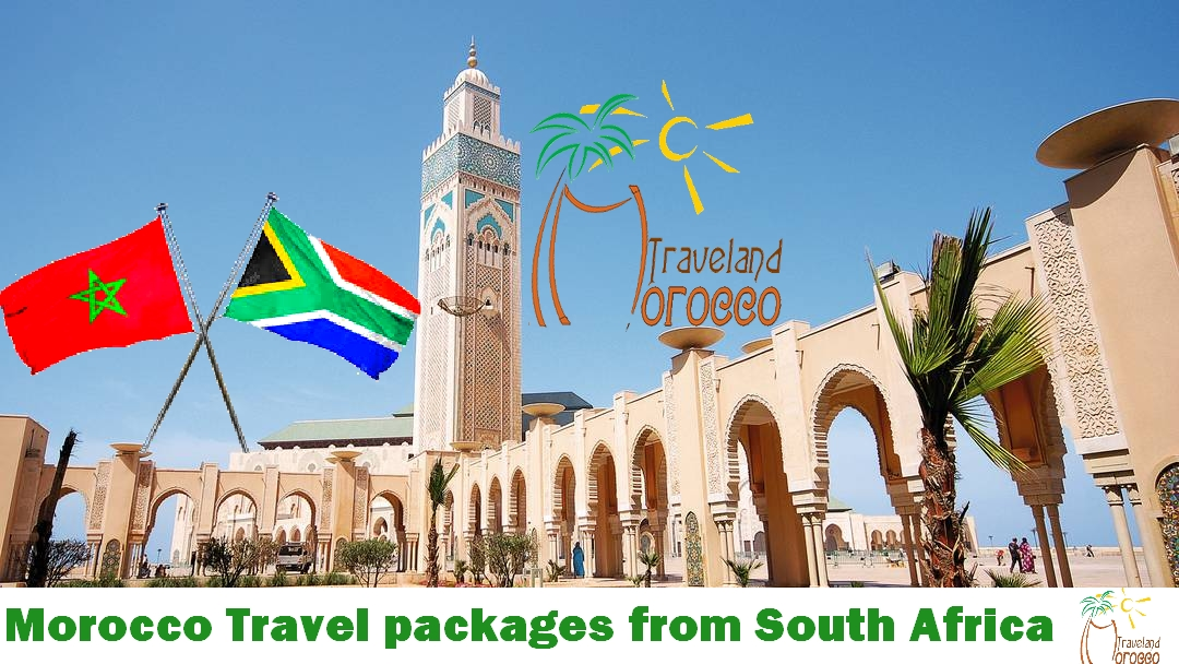 Morocco Travel Packages from South Africa