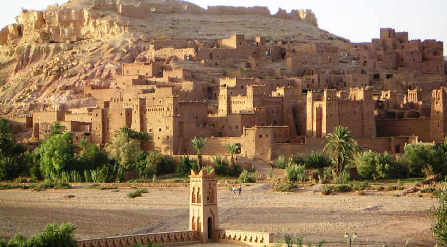 8 Majestic Moroccan buildings & Architectures