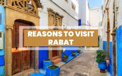 Reasons to Visit Rabat