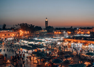5 Days Tour tours from marrakech to chefchaouen
