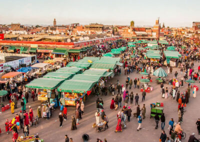 5 DAYS TOUR FROM MARRAKECH TO DESERT AND FES