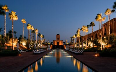 Top 12 attractions from Morocco's red Marrakech city