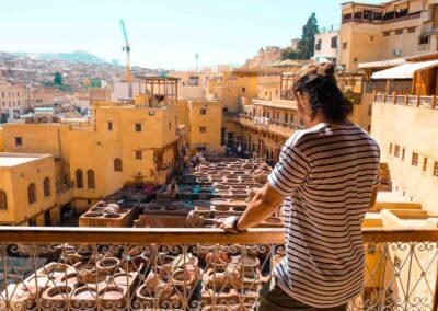 3 days tour from Fes to Marrakech via Desert