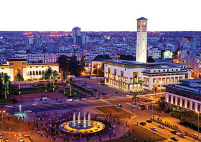 6 day tour from Casablanca