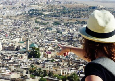 7 DAYS TOUR FROM FES TO MARRAKECH VIA DESERT